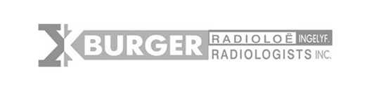 Burger Radiologists logo
