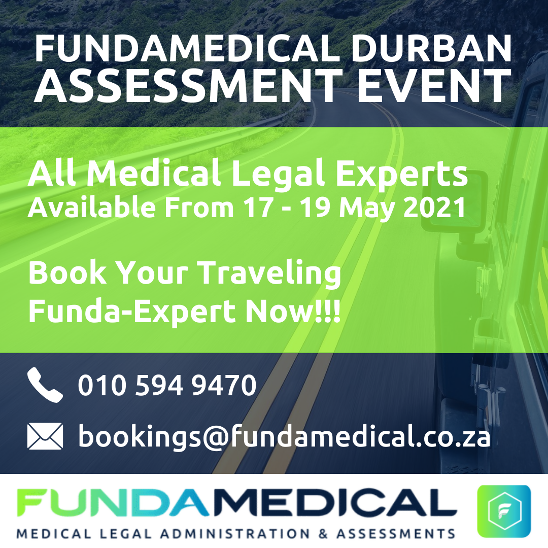 Durban Event - Mid May